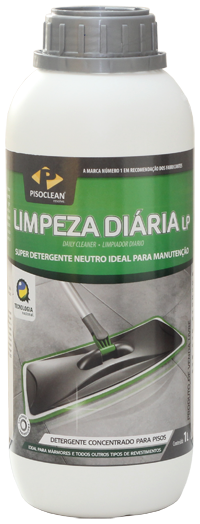 LIMPEZA DIARIA LP 1 LITRO PISOCLEAN
