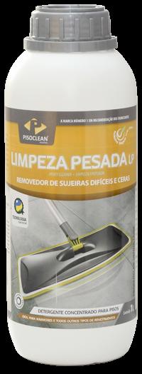 LIMPEZA PESADA LP 1 LITRO PISOCLEAN